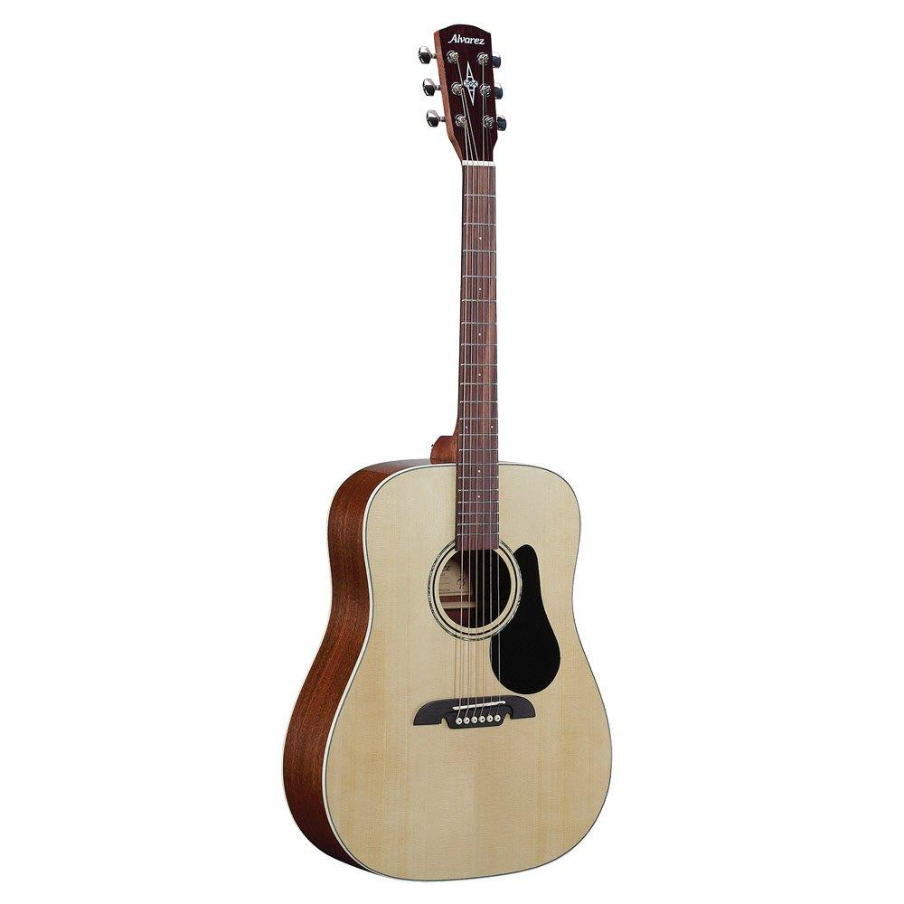 Alvarez RD26L Regent Series Left Handed Guitar, Natural/Gloss