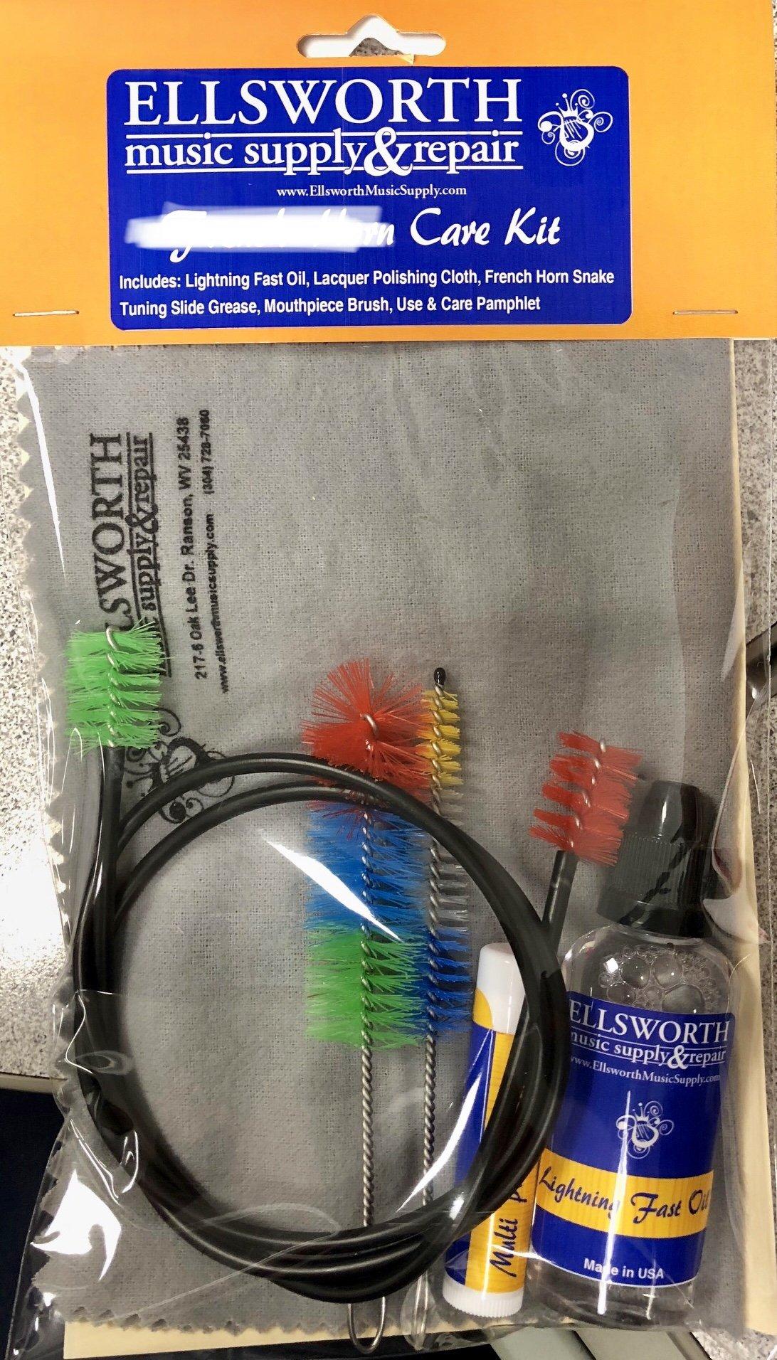 Ellsworth Care Kit - Flute