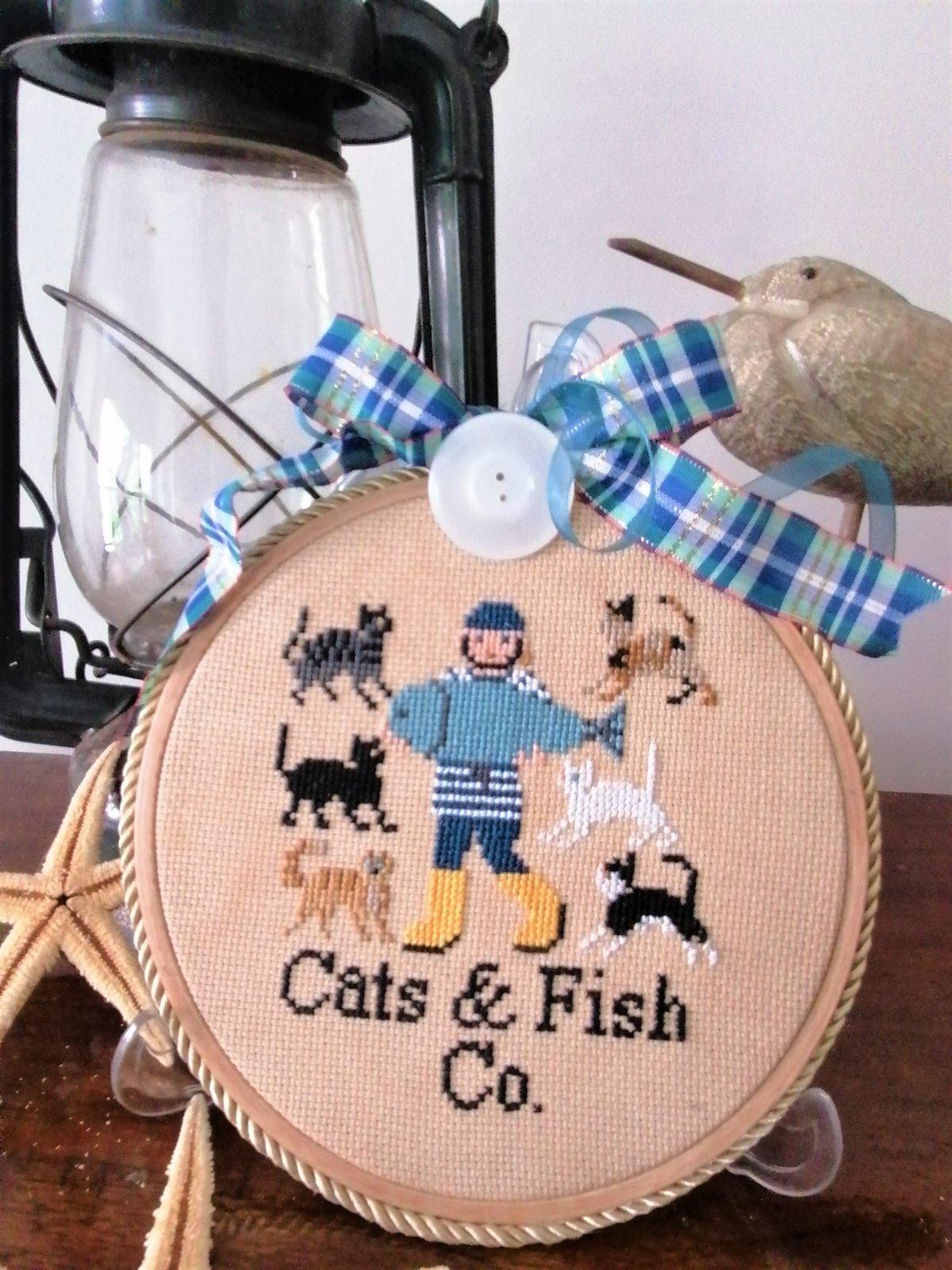 Cat & Fish Co. chart - Twin Peak Primitives