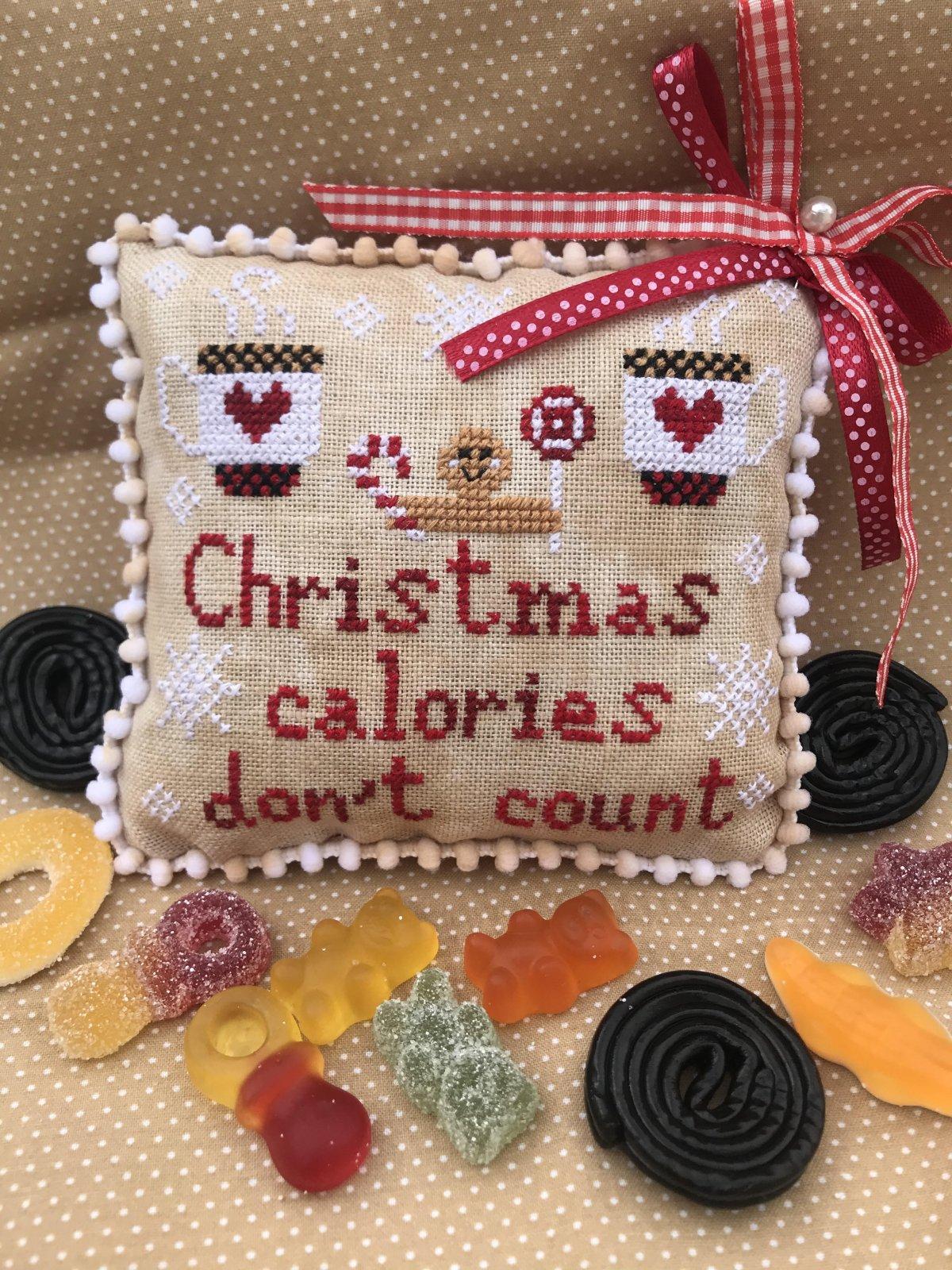 Christmas Calories chart - Romy's Creations