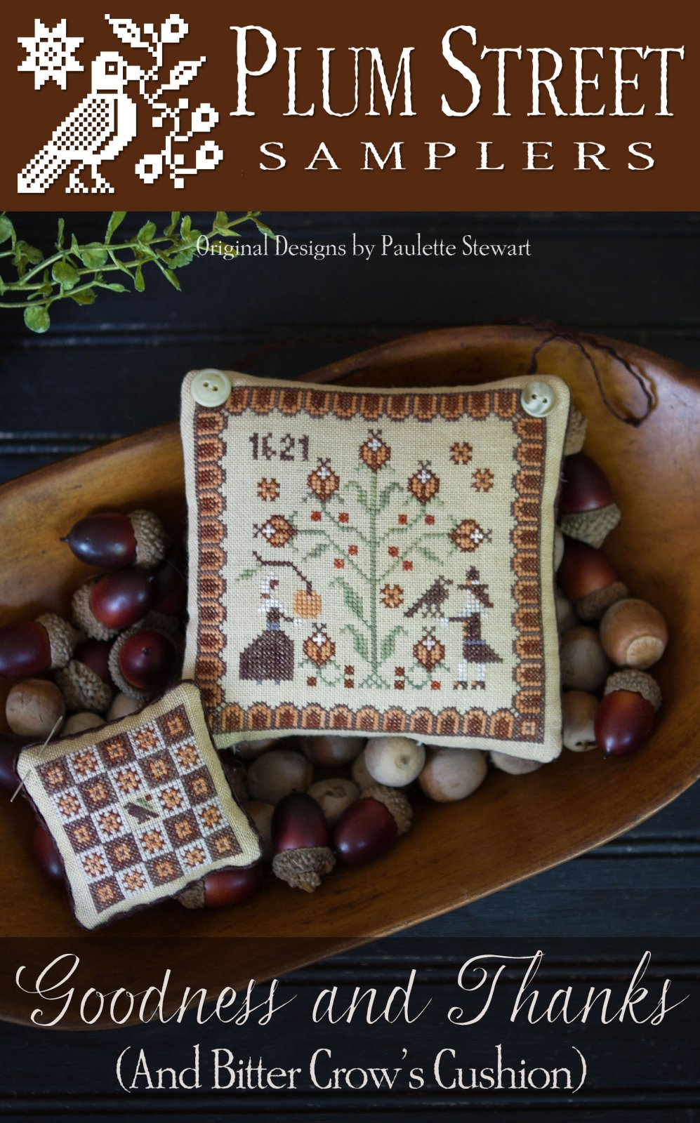 Goodness and Thanks chart - Plum Street Samplers