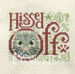 Hissed Off chart - Silver Creek Samplers
