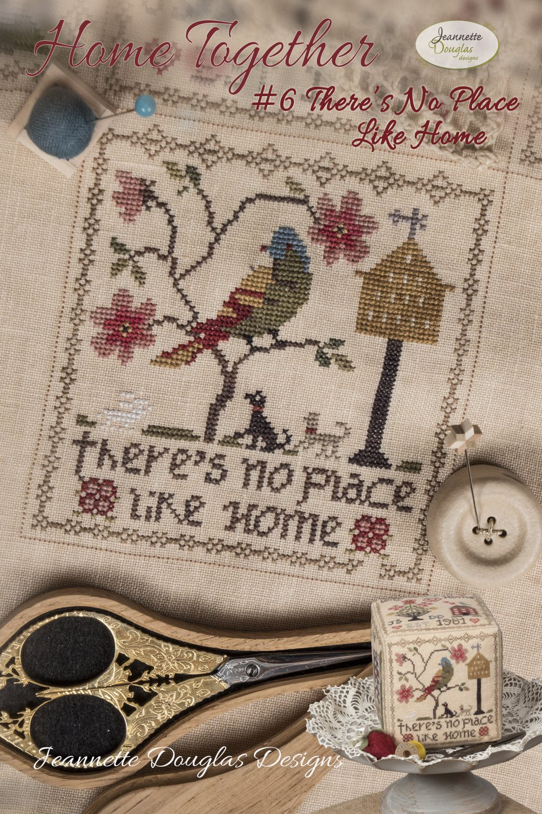 Home Together #6 There's no Place like Home chart - Jeannette Douglas