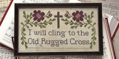 PDF - The Old Rugged Cross - Heartstring Samplery