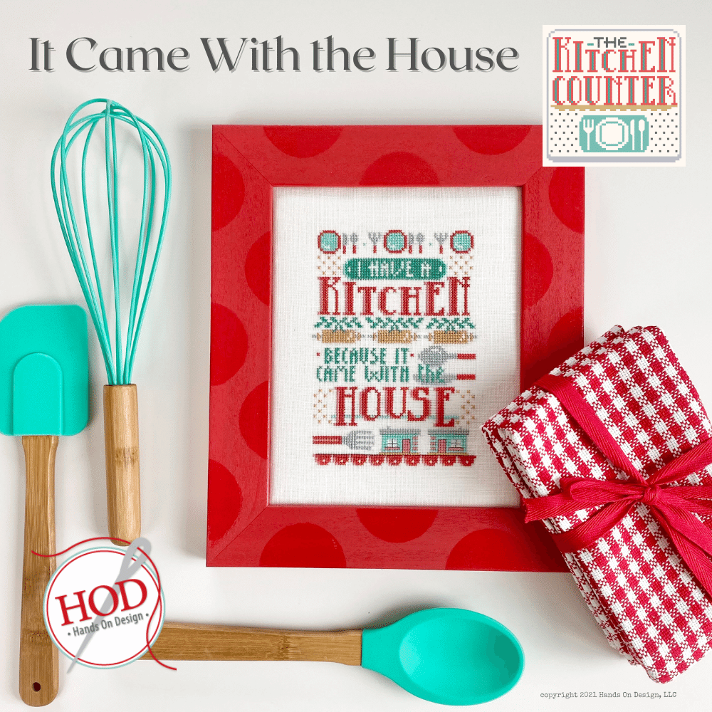 It Came with the House chart - Hands on Designs
