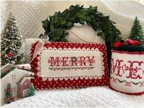 Be Merry chart - JBW Designs