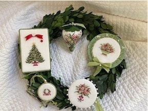 Christmas Smalls chart - JBW Designs
