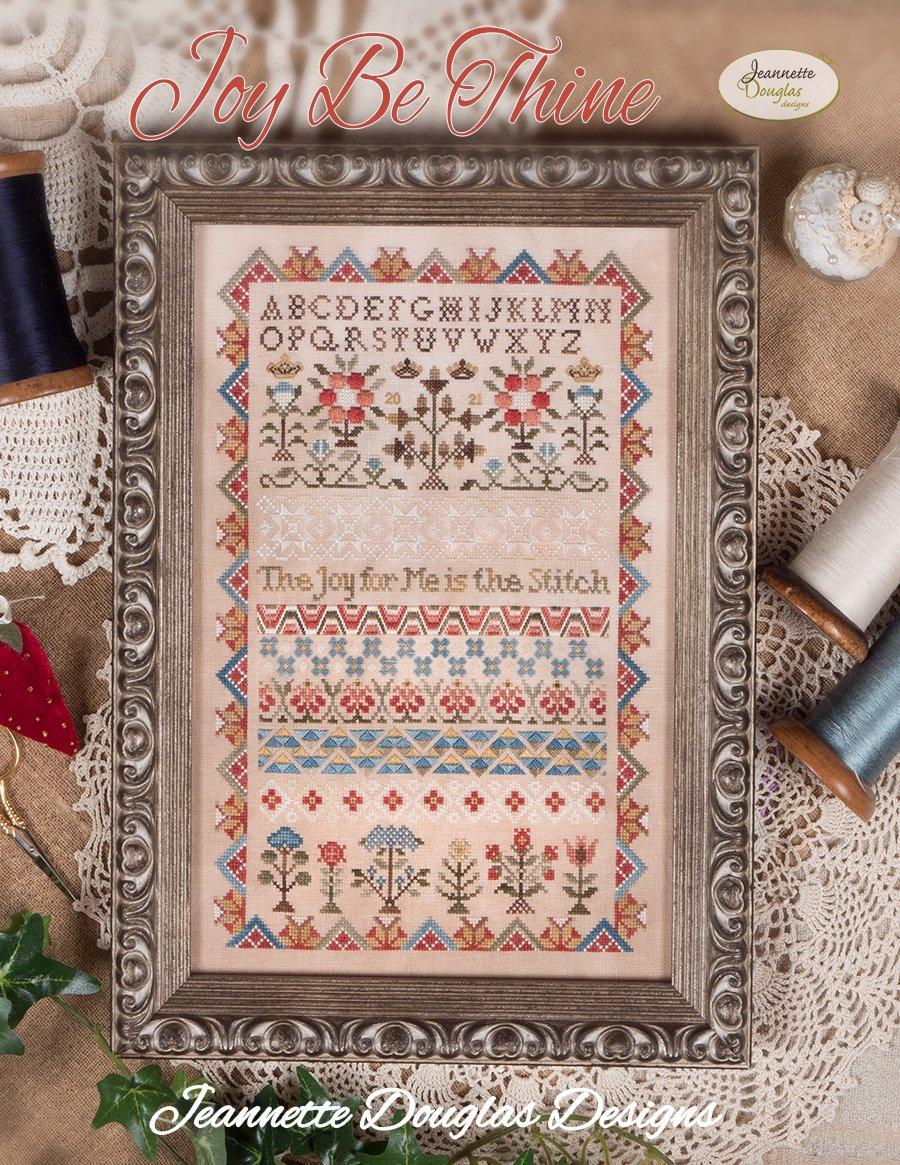 Joy Be Thine Embellishment Pack - Jeannette Douglas