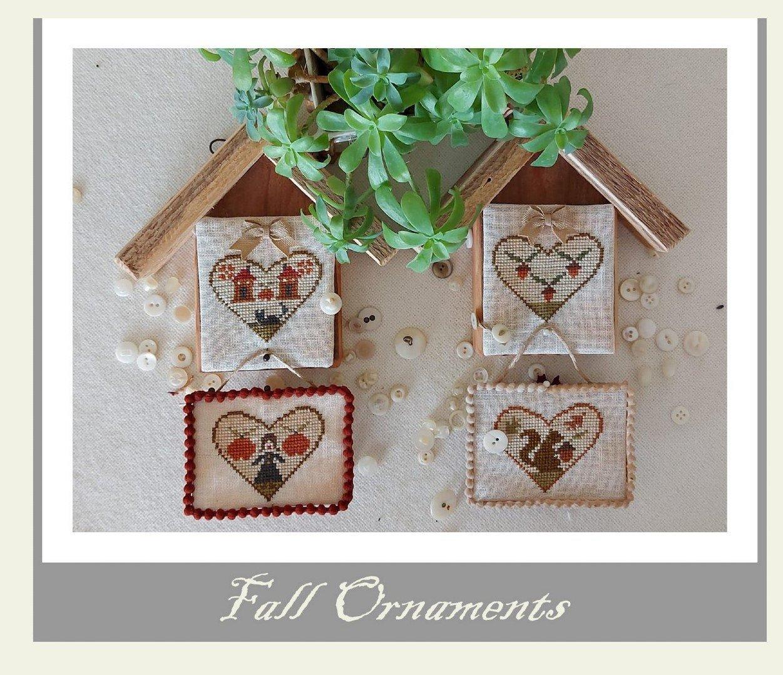Fall Ornaments chart - Nikyscreations