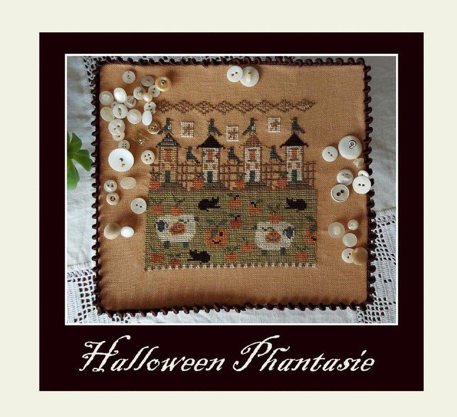 Halloween Phantasie chart - Nikyscreations