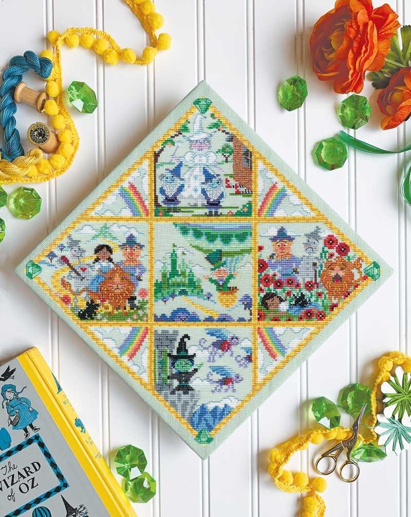 The Wizard of Ox chart - Satsuma Street