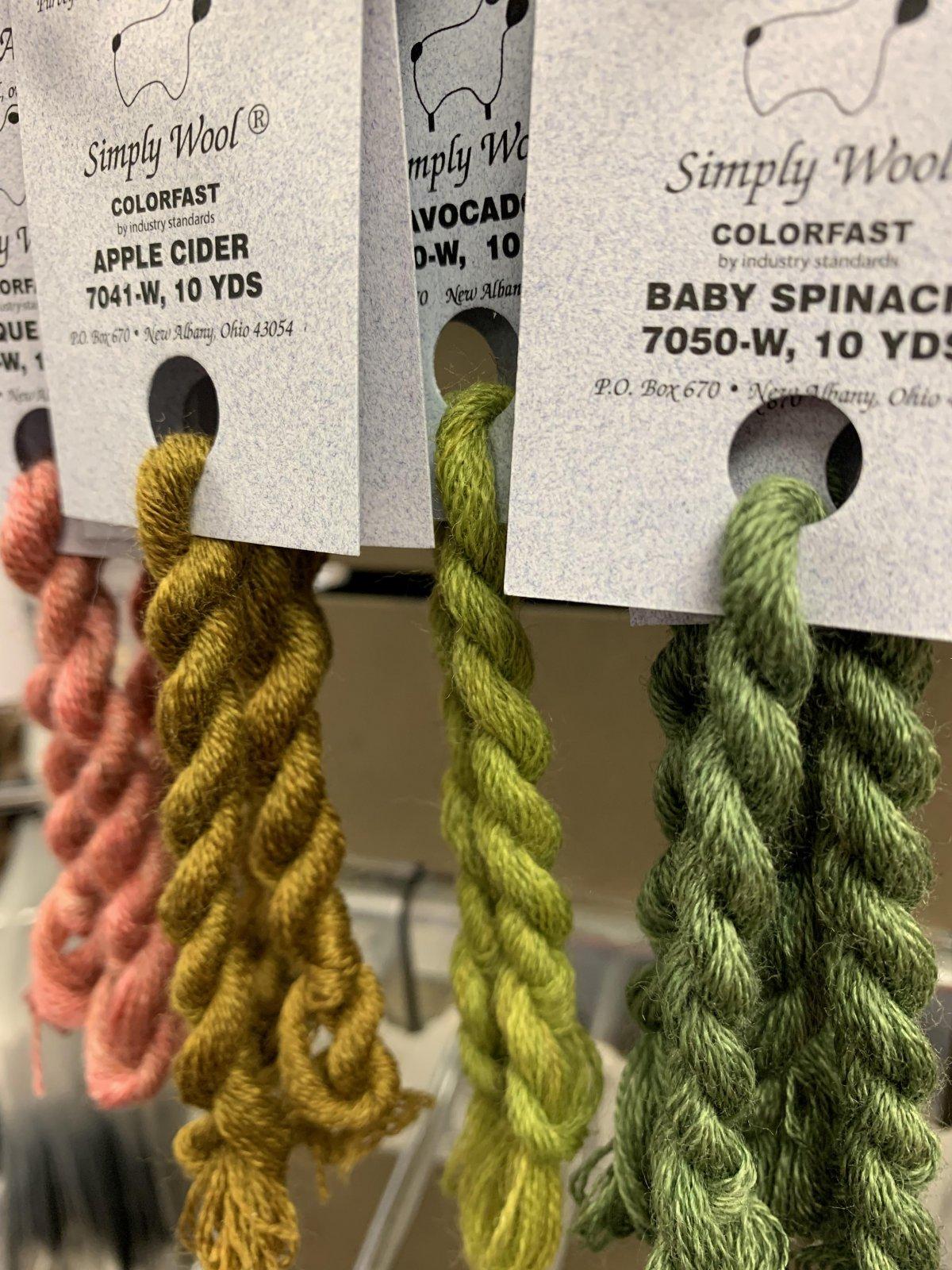 Gentle Art Sampler Thread (GAST) - Simply Wool