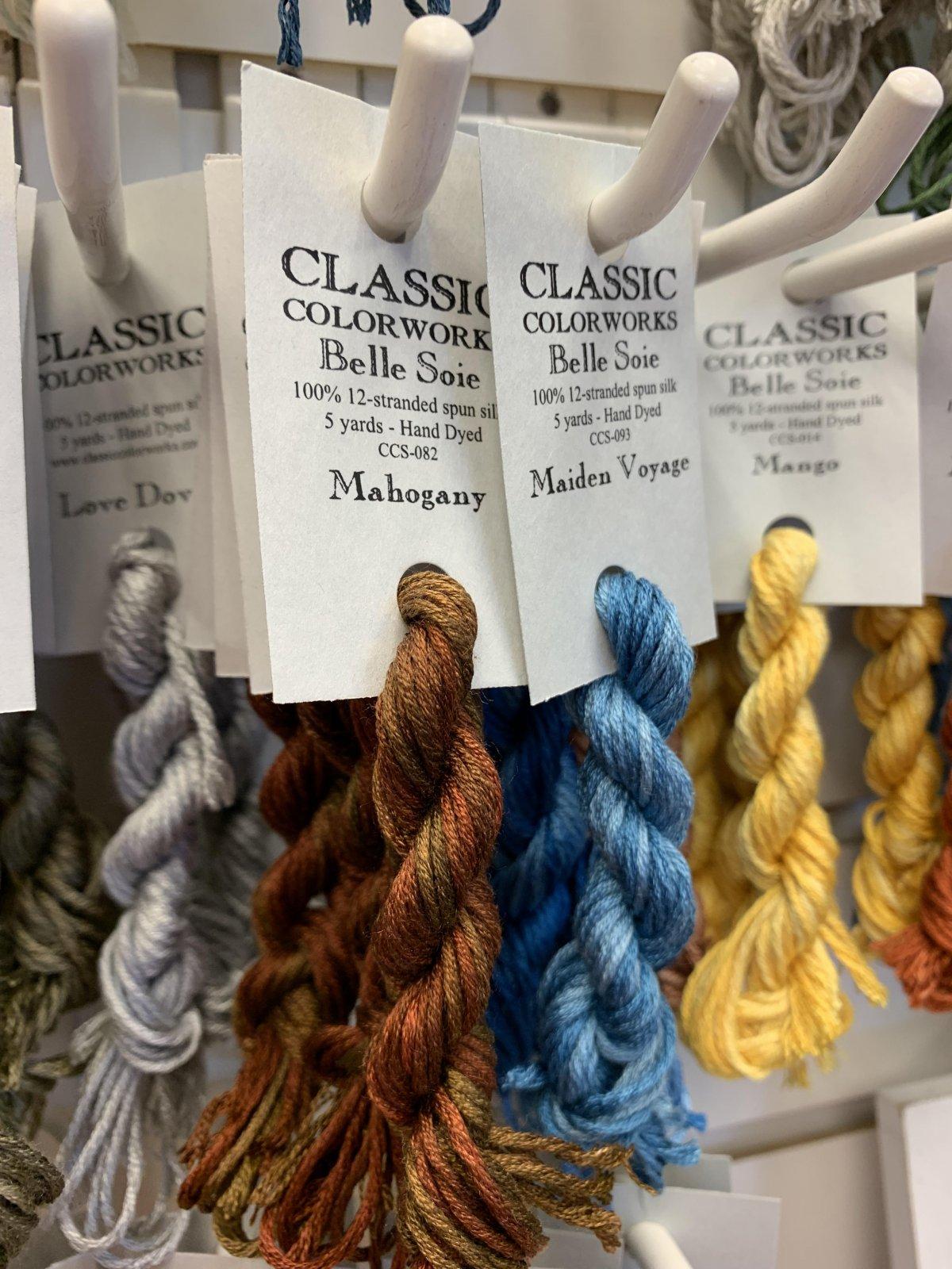 Classic Colorworks (CC) Silk Belle Soie