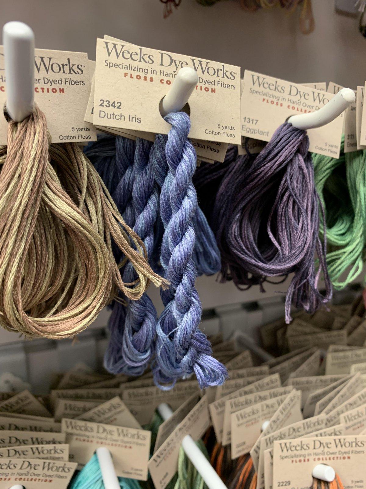 Weeks Dye Works (WDW) - Floss