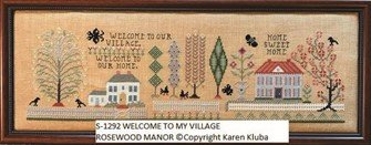 Welcome to our Village chart - Rosewood Manor