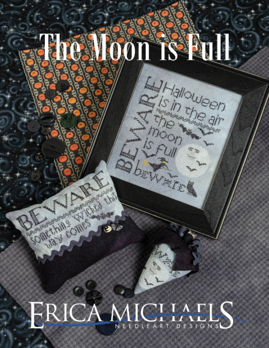 The Moon is Full chart - Erica Michaels