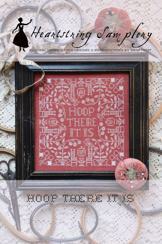 HOOP There is Is chart - Heartstring Samplery
