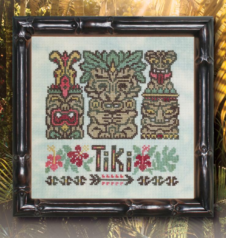 Tiki Time chart - Ink Circles