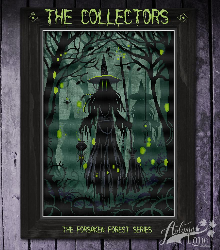 The Collectors chart - Autumn Lane