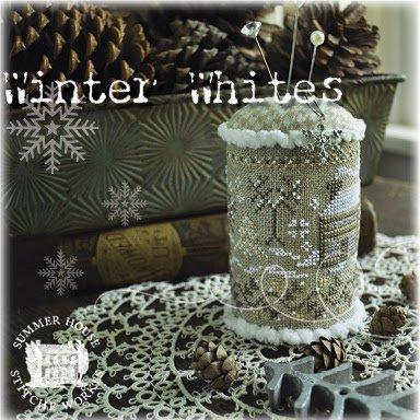 Winter Whites chart - Summer House