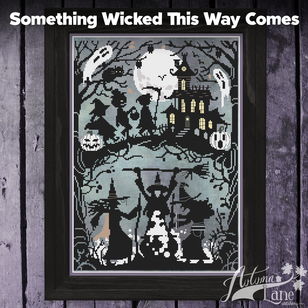 Something Wicked This Way Comes chart - Autumn Lane