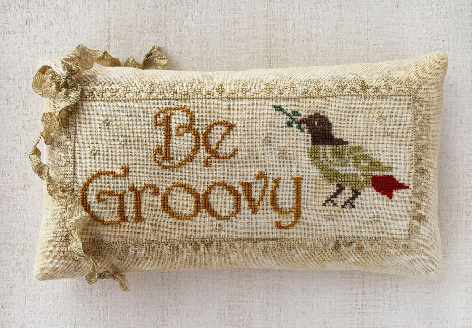 Be Groovy chart - Lucy Beam