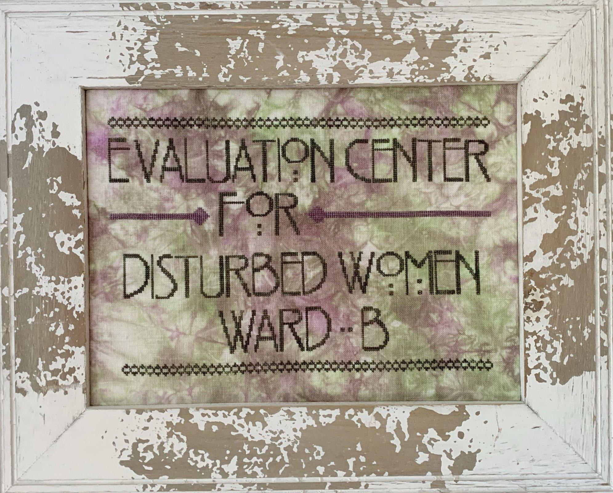 Disturbed Women chart - Lucy Beam