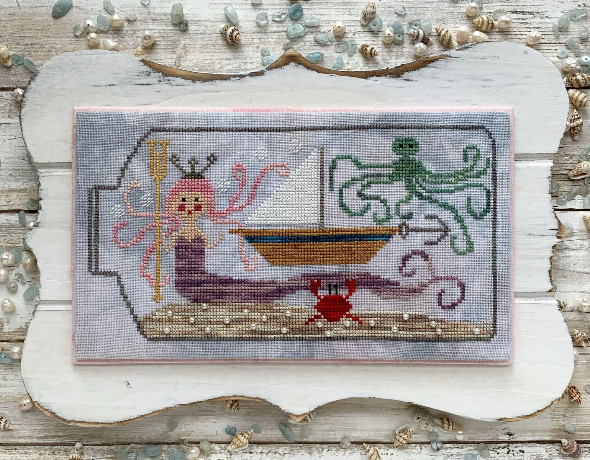 Bubbles Under the Sea chart - Lucy Beam