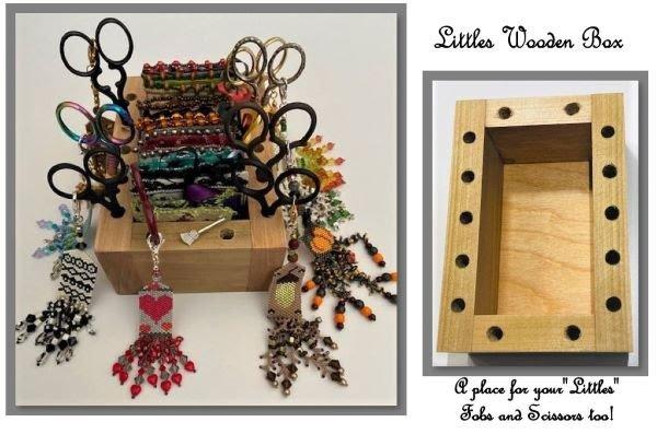 Little wooden box - Fern Ridge