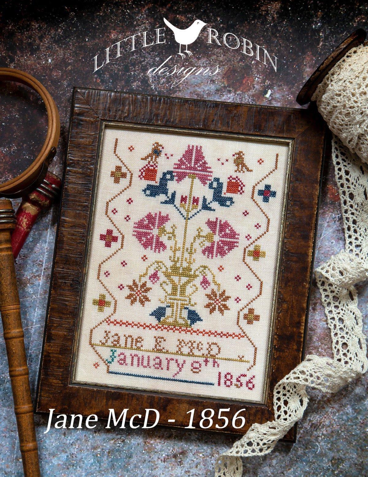 Jane McD chart - Little Robin Designs