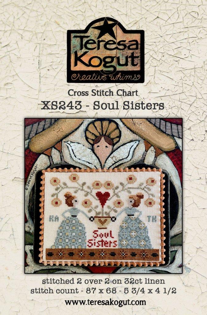 Soul Sisters chart - Teresa Kogut