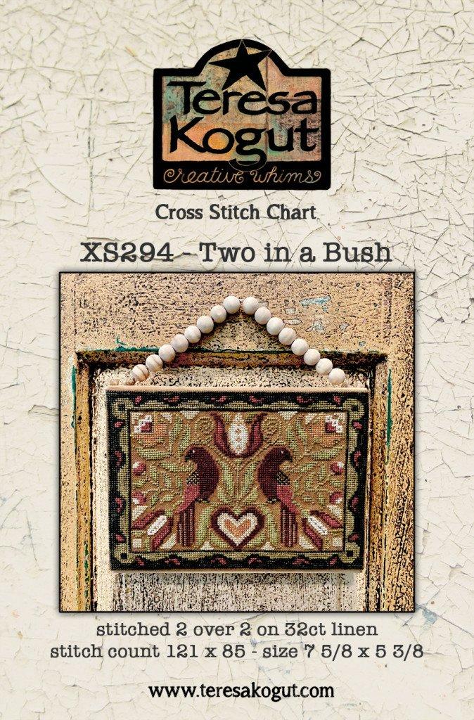 Two in a Bush chart - Teresa Kogut