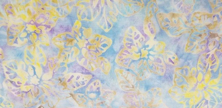 Komo Batiks - The Gallery -  Blue