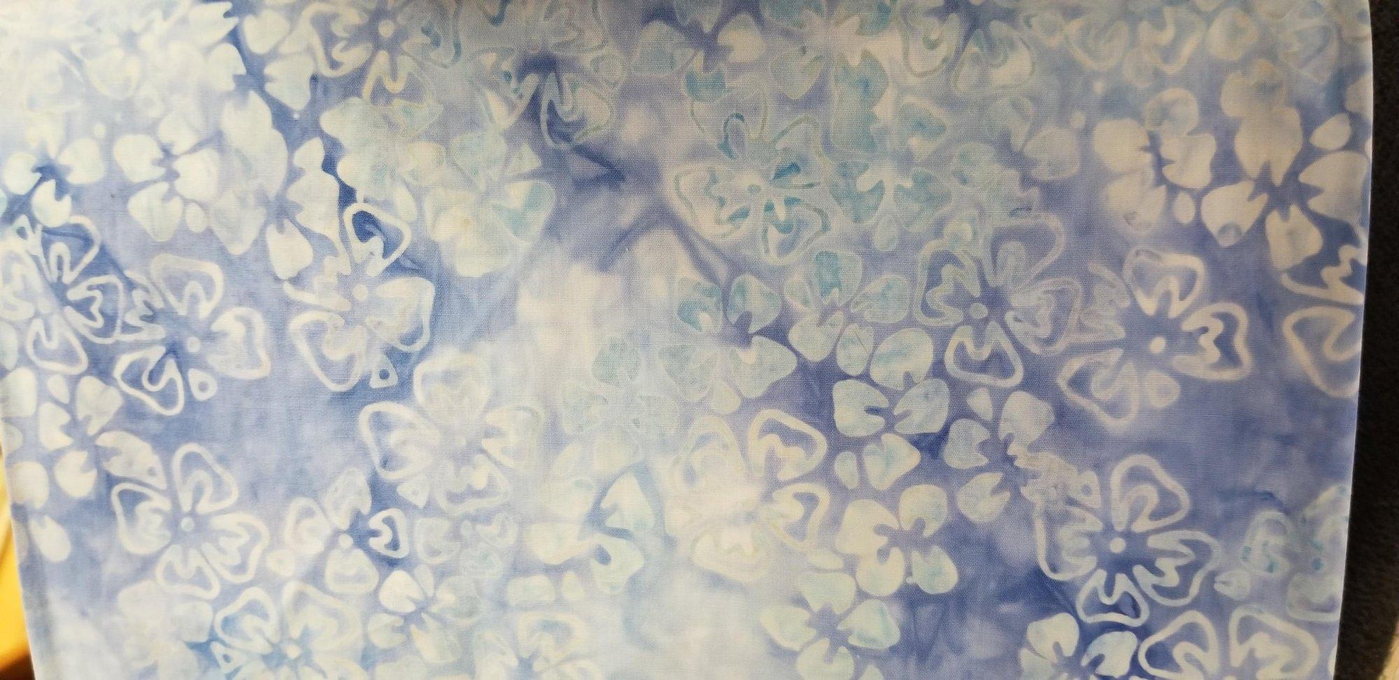 Komo Batiks Flowers