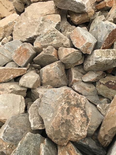 Boulder - Brown Bulk