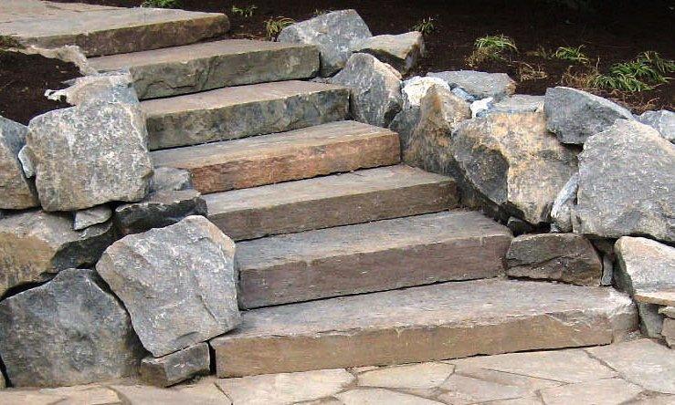 Colonial Step Natural