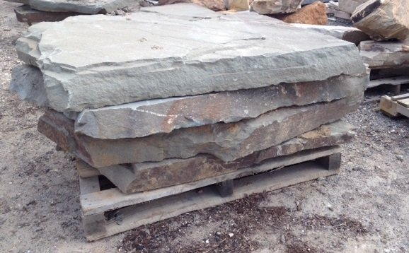 Step - Natural Stone Colonial Slabs