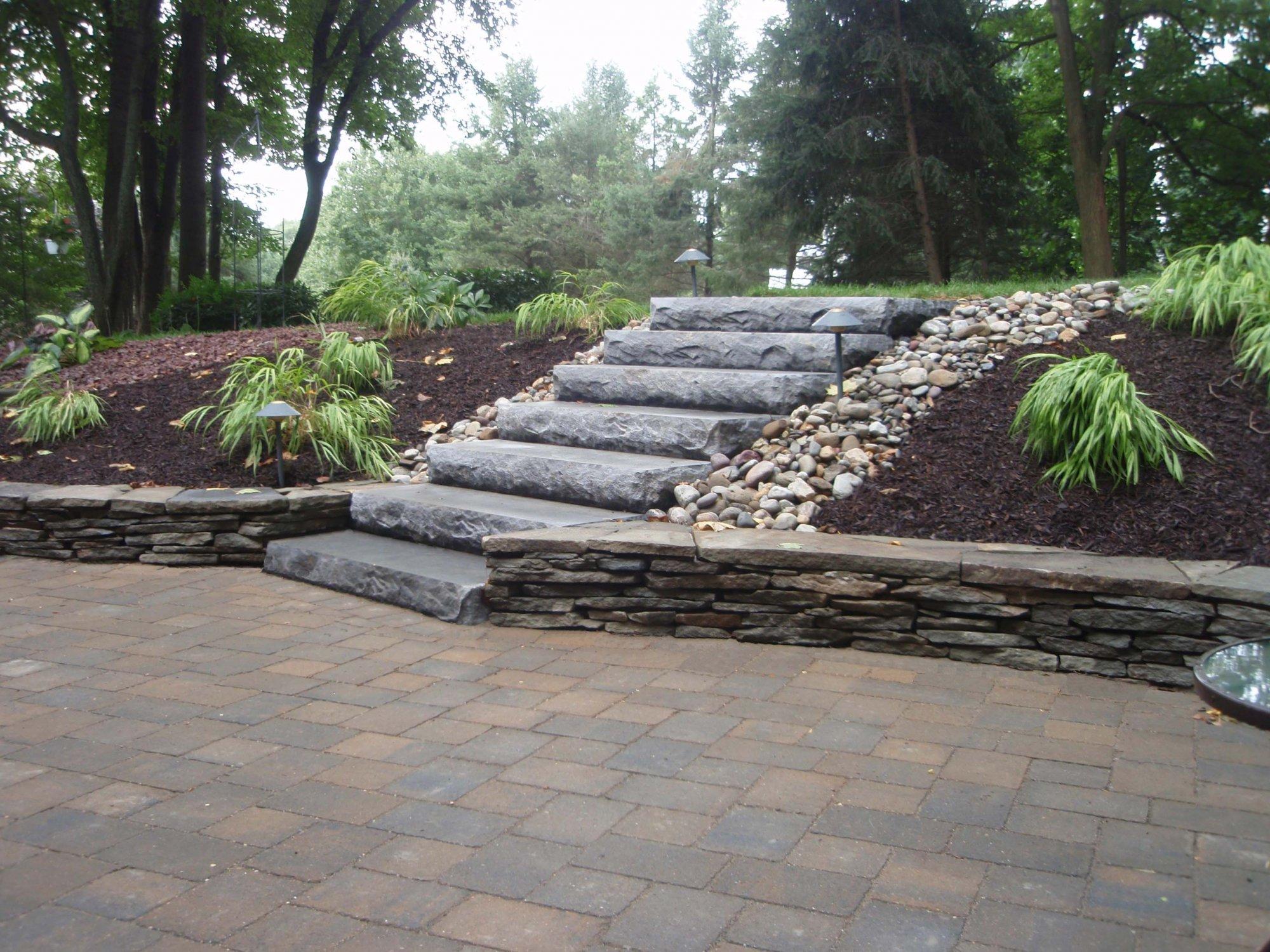 Landscape Step