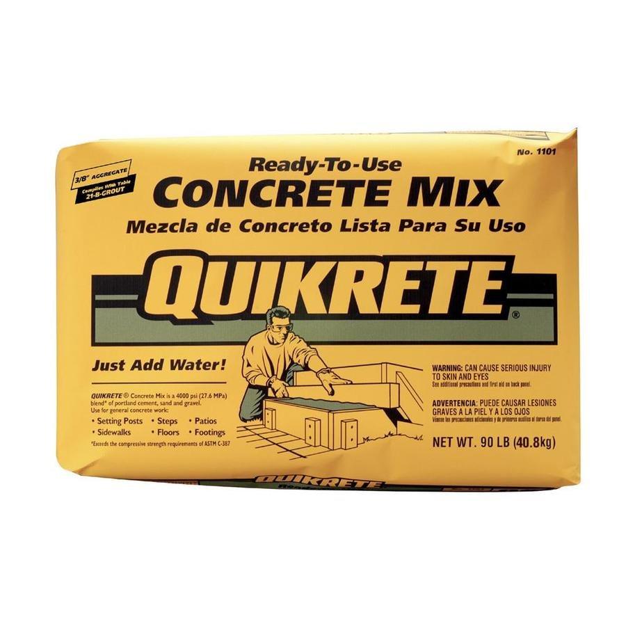 Concrete Mix - 80lb