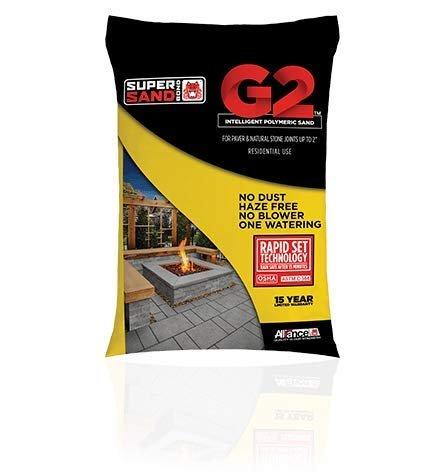 Polymeric Sand G2 Alliance
