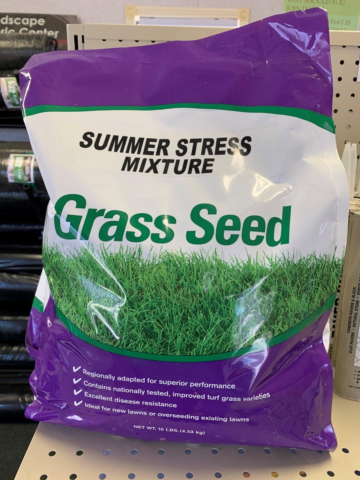 Seed Summer Stress