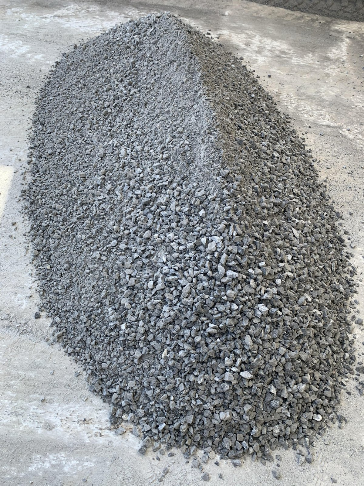 2A Modified Stone - Crusher Run