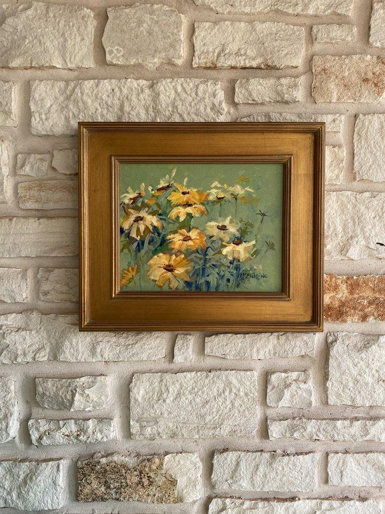 Daisy 12x16  Oil Painting FA079