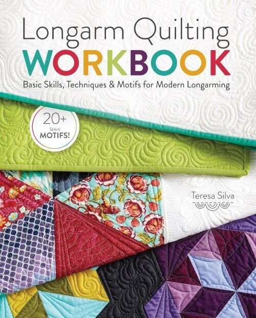 Longarm Quilting Workbook by Teresa Silva