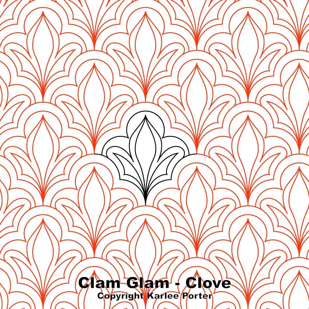 Clam Glam Glove
