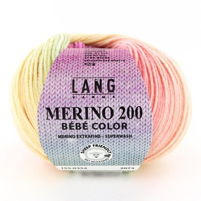 Lang Merino 200 Bebe Color