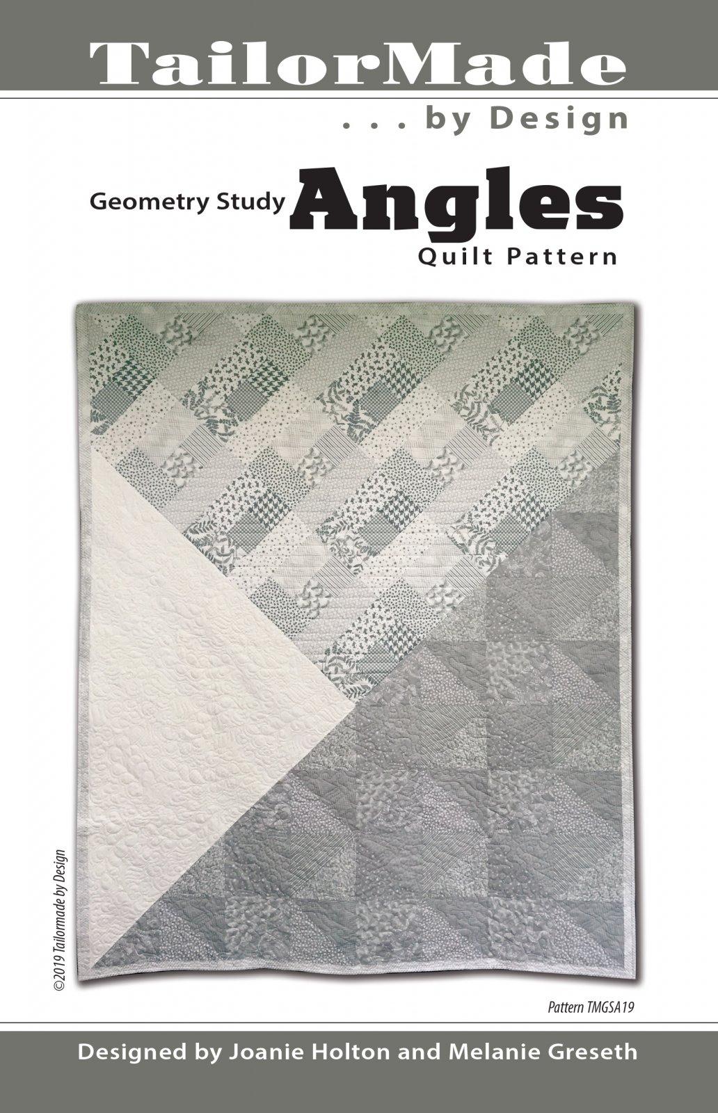 Geometry Angles pattern