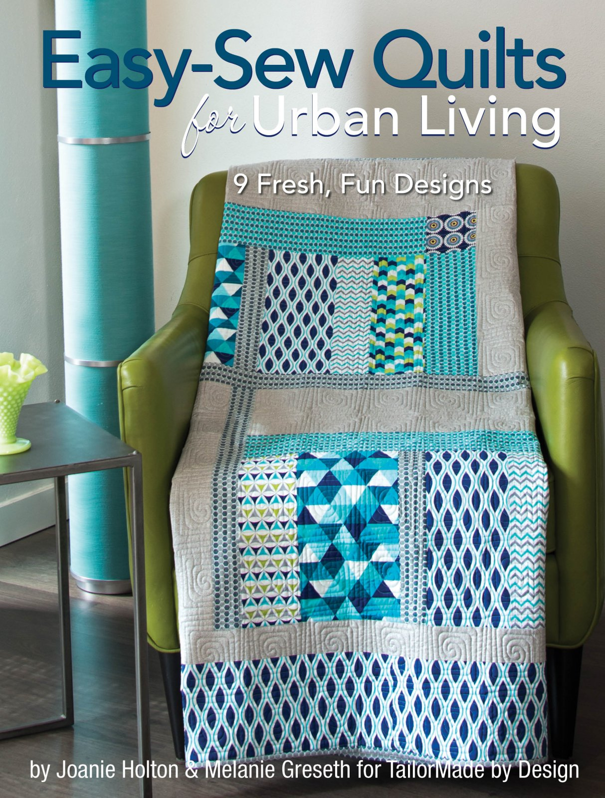Easy-Sew Quilts Book