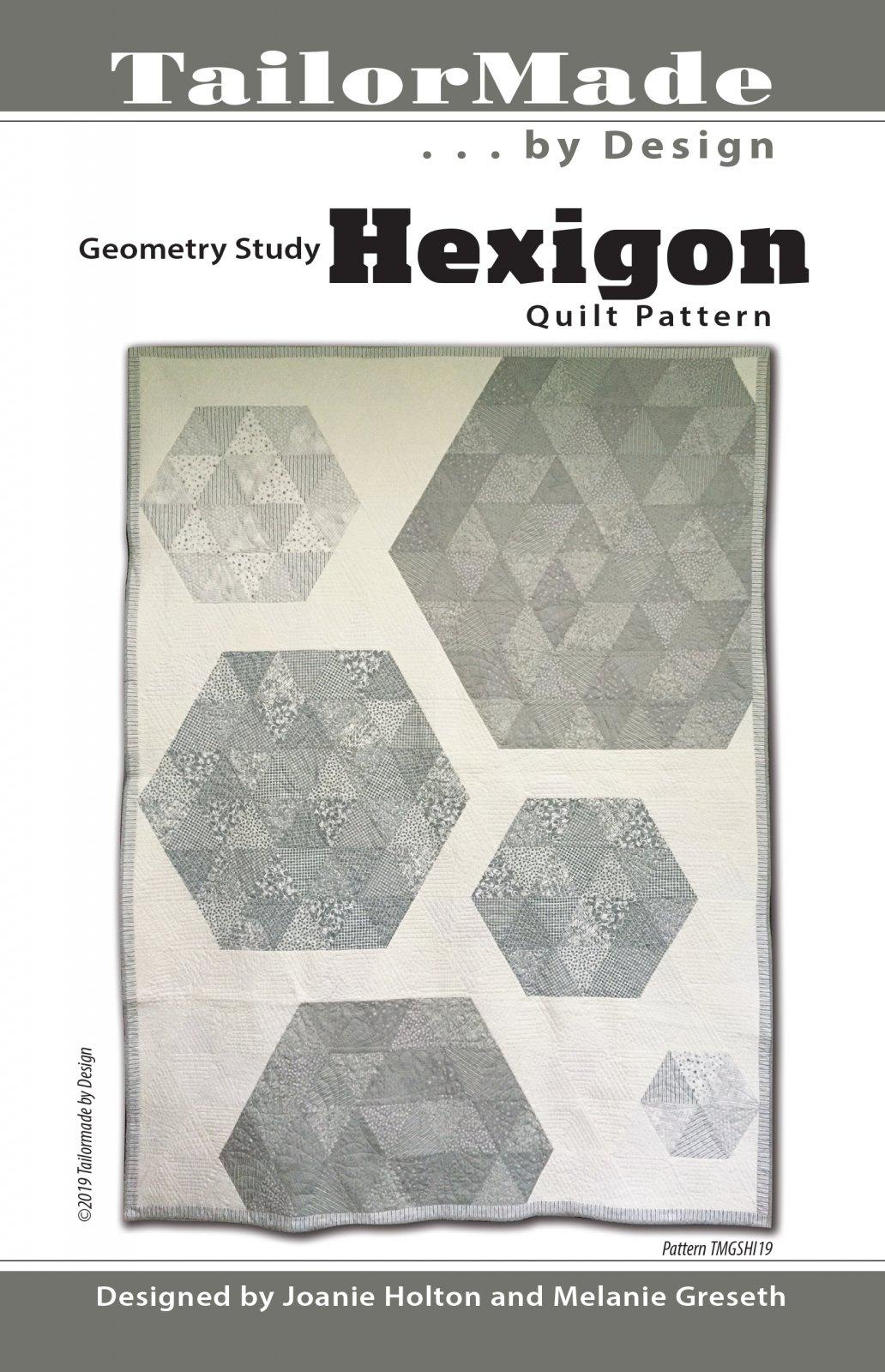 Geometry Hexi Pattern