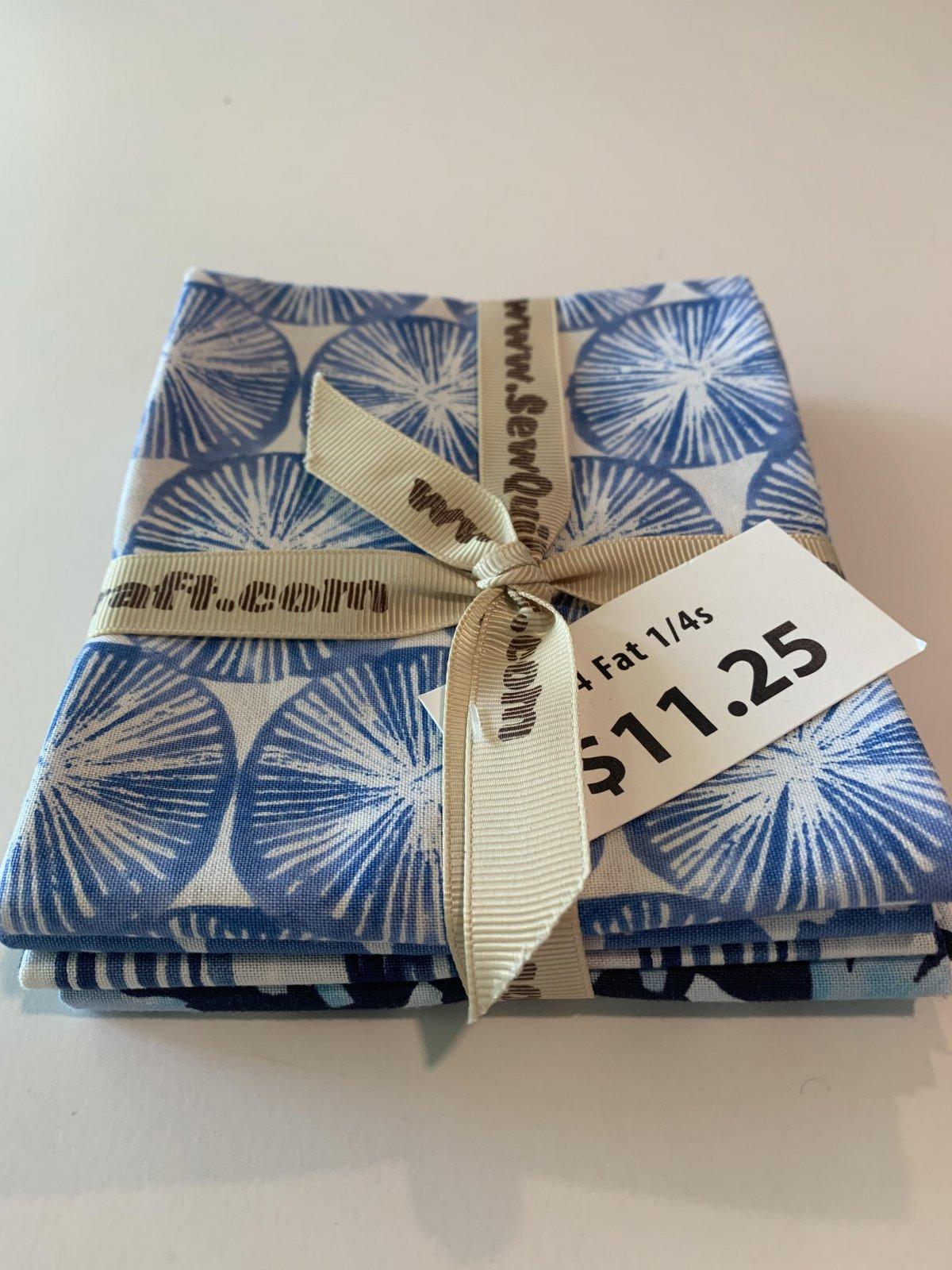 Aria - Fat 1/4 Bundle - 4PK Blue